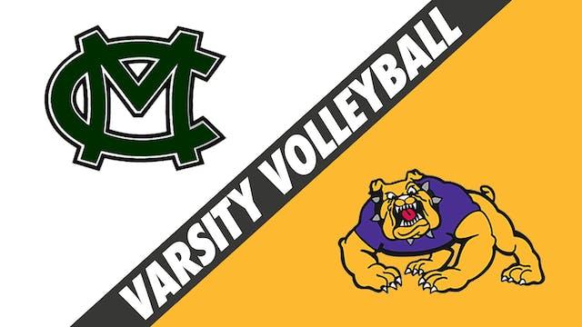 Varsity Volleyball: Morgan City vs Lu...