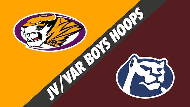 JV & Varsity Boys Basketball: Westgate vs St. Thomas More