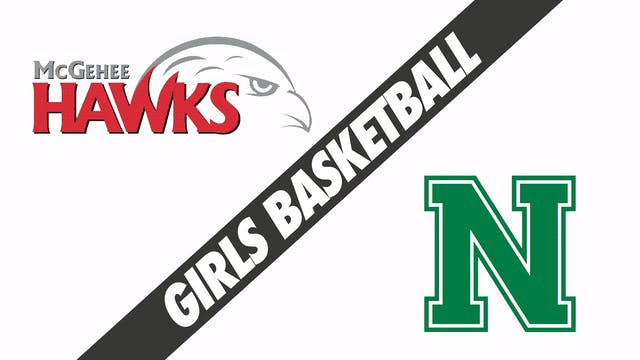 Girls Basketball: McGehee vs Newman