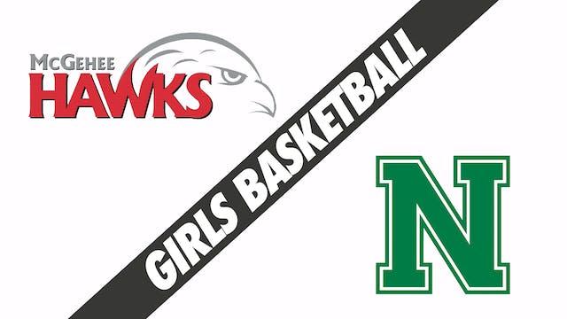 Girls Basketball: McGehee vs Newman