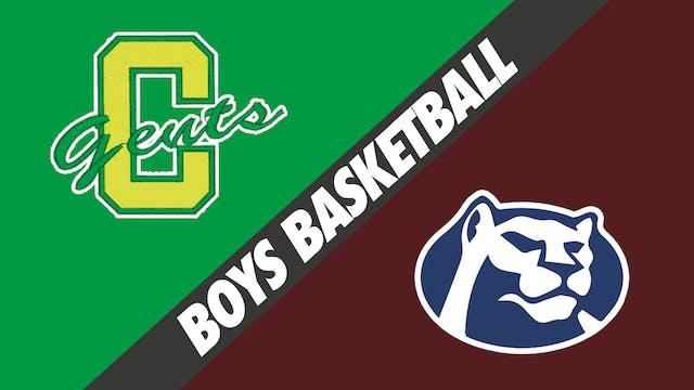 Boys Basketball Scrimmage: Crowley vs...