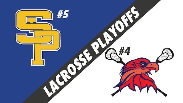 Lacrosse Quarterfinals Playoffs: St. ...