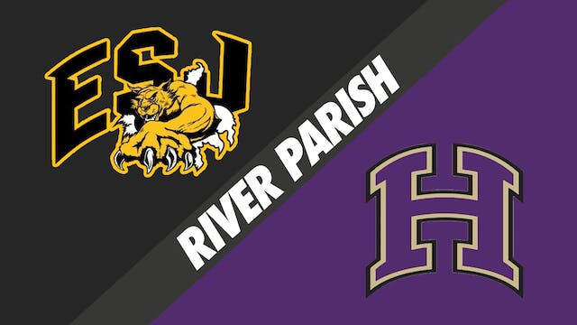 East St. John vs Hahnville