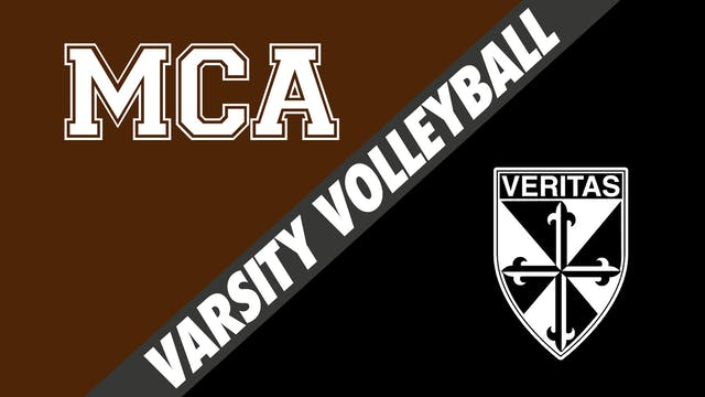 Varsity Volleyball: Mount Carmel vs D...