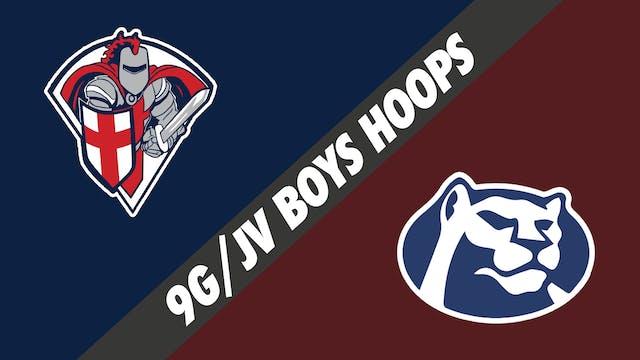 9th Grade/JV Boys Basketball: Lafayet...