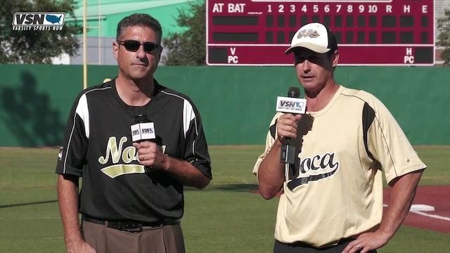 NOCA Baseball Showcase 2020