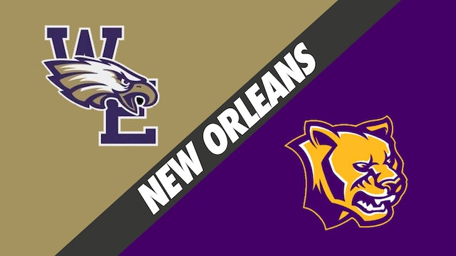 New Orleans: Warren Easton vs Karr