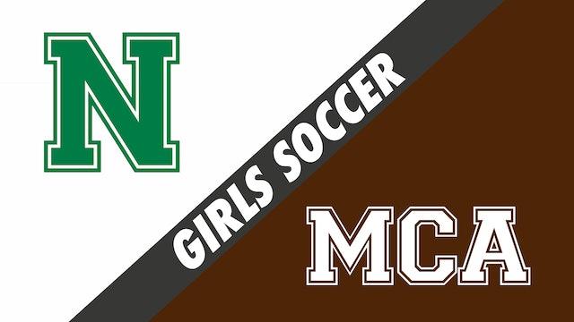 Girls Soccer: Newman vs Mount Carmel