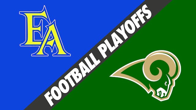 Football Playoffs: East Ascension vs ...