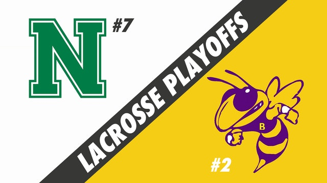 Lacrosse Semifinals Playoffs: Newman vs Byrd