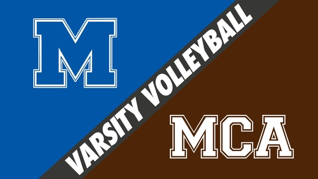 Varsity Volleyball: Mandeville vs Mount Carmel