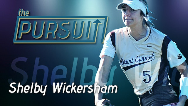 The Pursuit: Shelby Wickersham- Trailer