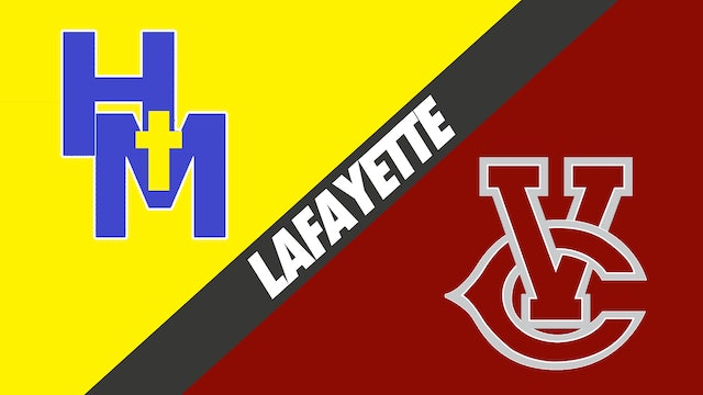 Lafayette: Hanson Memorial vs Vermilion Catholic