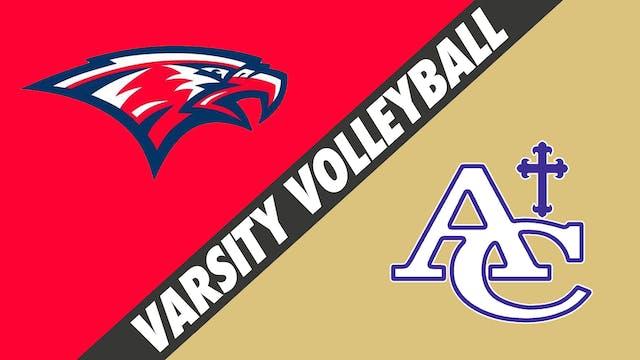 Varsity Volleyball: Central Catholic ...