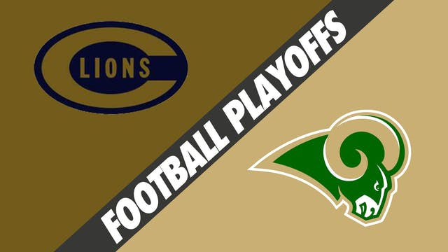 Football Playoffs: Covington vs Acadiana