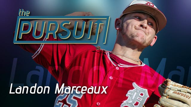The Pursuit: Landon Marceaux