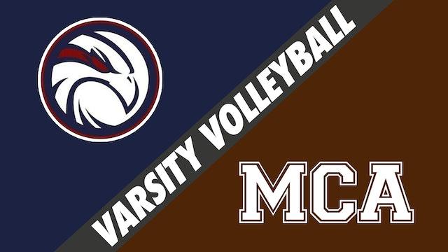 Varsity Volleyball: Hannan vs Mt. Carmel