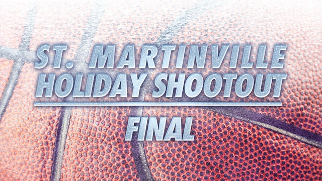 St. Martinville Holiday Shootout: Final