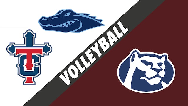 Volleyball Scrimmage: Ascension Episcopal/Teurlings vs. St. Thomas More
