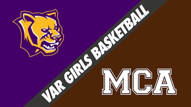 Girls Basketball: Karr vs Mt. Carmel