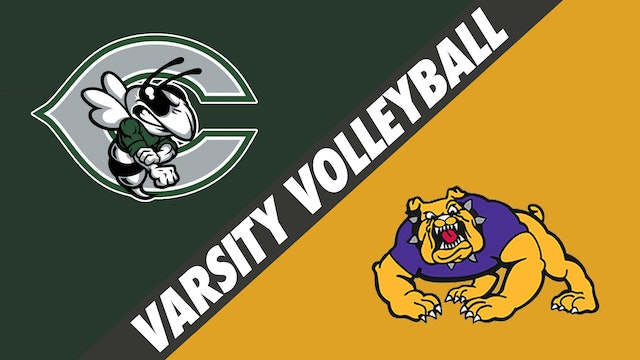 Varsity Volleyball: Catholic- Pointe Coupee vs Lutcher