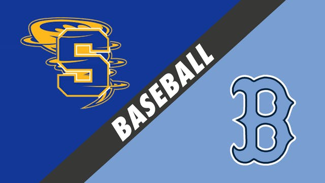 Baseball: Sulphur vs Barbe