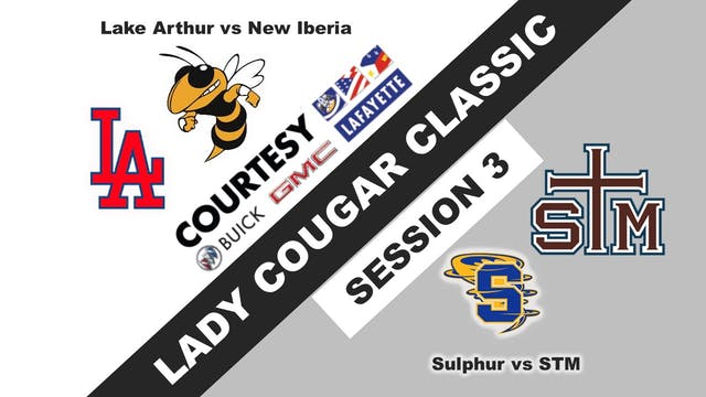 Lady Cougar Classic: Session 3