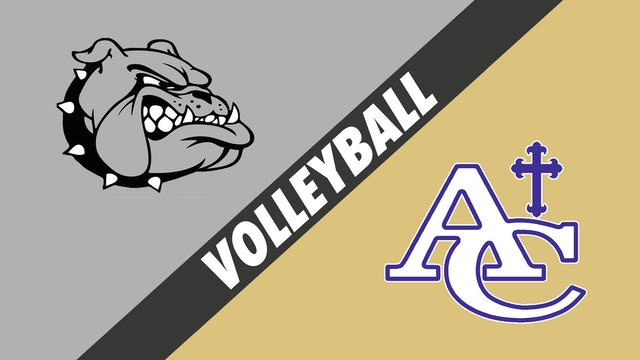 Varsity Volleyball: White Castle vs Ascension Catholic