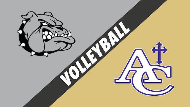 Varsity Volleyball: White Castle vs A...
