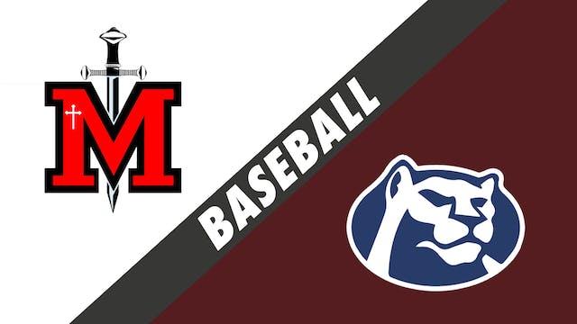Baseball Playoffs- Game 2: St. Michae...