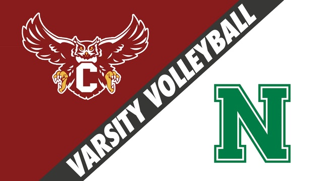 Varsity Volleyball: Chalmette vs Newman