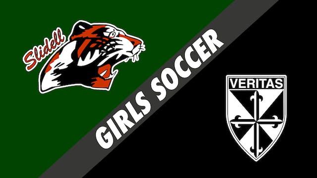 Girls Soccer: Slidell vs Dominican