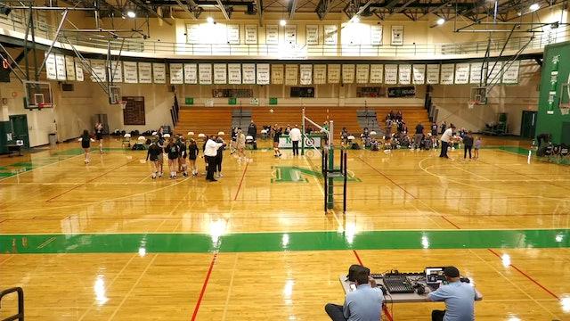 Div IV Volleyball Playoffs: Lafayette Christian vs Newman - Part 1