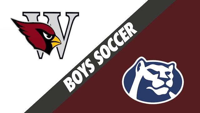 Boys Soccer: E.D. White vs St. Thomas More