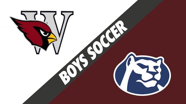 Boys Soccer: E.D. White vs St. Thomas...