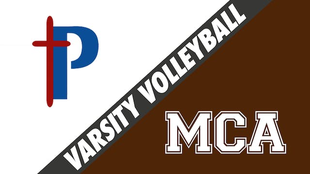 Varsity Volleyball: Parkview Baptist ...