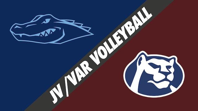 JV & Varsity Volleyball: Ascension Episcopal vs St. Thomas More
