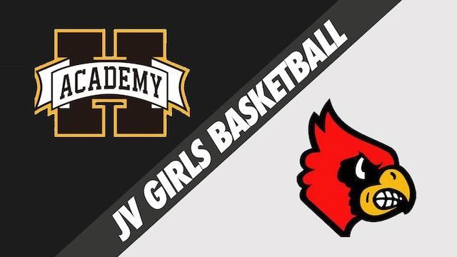 JV Girls Basketball: Haynes Academy vs Sacred Heart