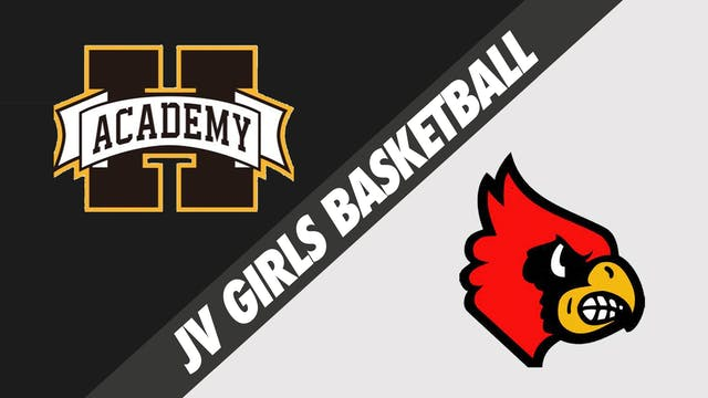 JV Girls Basketball: Haynes Academy v...