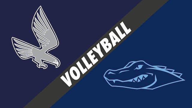 Volleyball: Episcopal School of Acadi...