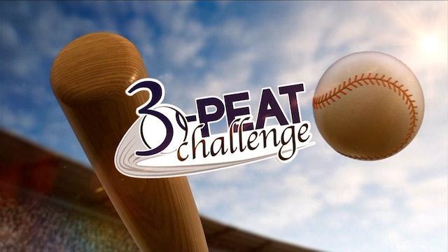 3-Peat Challenge