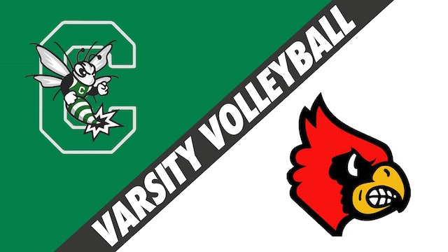 Varsity Volleyball: Cohen College Prep vs Sacred Heart