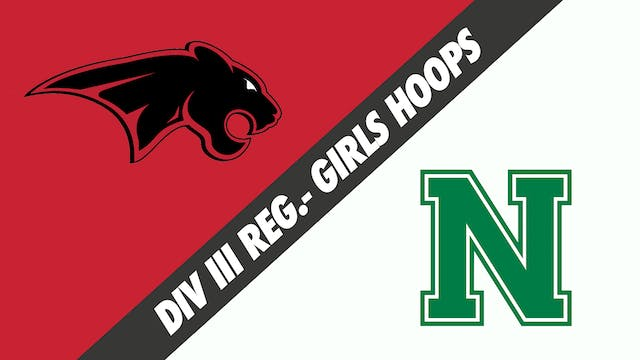 Div III Regionals- Girls Basketball: ...