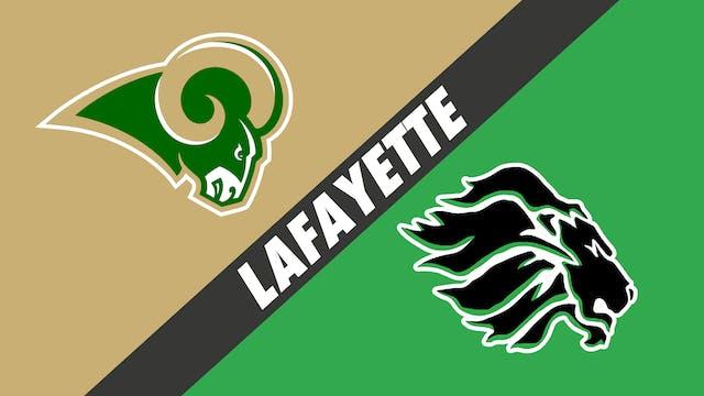 Lafayette: Acadiana vs Lafayette