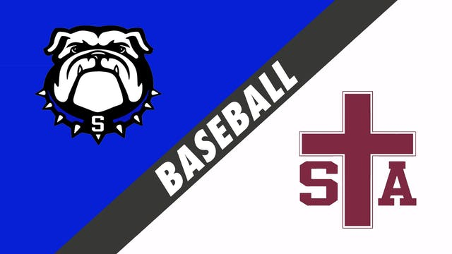 Baseball: Springfield vs St. Thomas A...