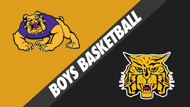 Lutcher vs St. James- Boys Basketball