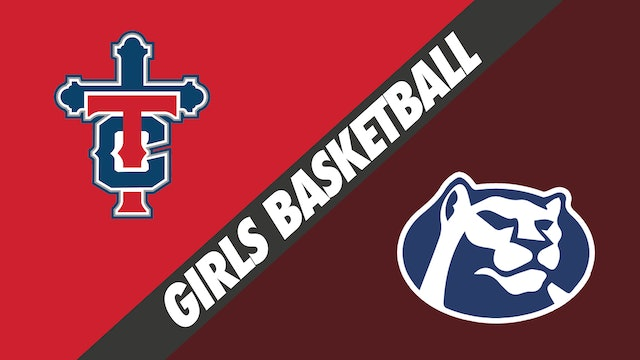 Girls Basketball: Teurlings Catholic vs St. Thomas More
