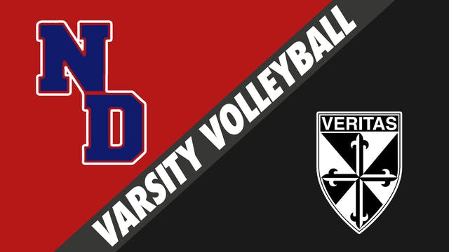 Varsity Volleyball: Notre Dame vs Dom...