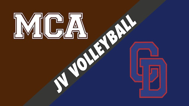 JV Volleyball: Mount Carmel vs Country Day