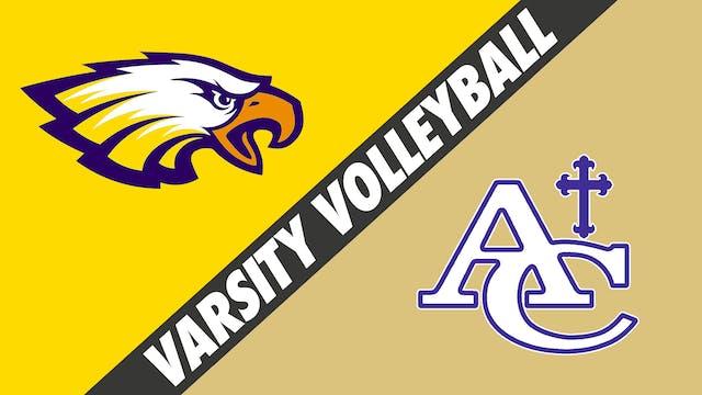 Varsity Volleyball: St. John vs Ascen...